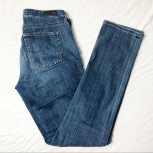 AG The Harper Essential Straight Jeans Sz 28